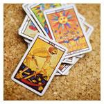 Worrisome Tarot Cards